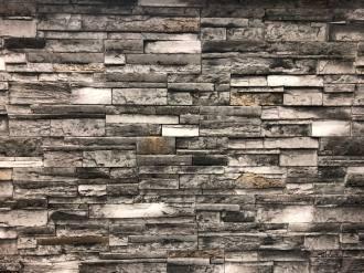 Gray Stacked Stone