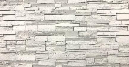 Stacked Stone White