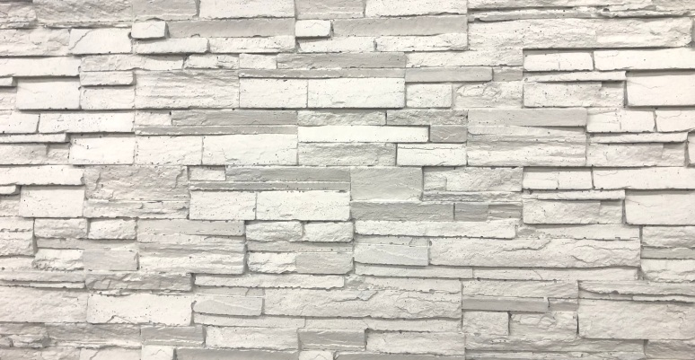 Stacked Stone White